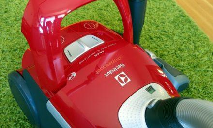 Test cichego odkurzacza Electrolux UltraSilencer ZUS3945WR+ – moje opinie