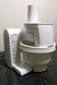 Test robota kuchennego Bosch MUM4875EU
