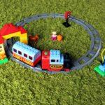 Test klocków Lego Duplo 10507 Mój pierwszy pociąg – moje opinie