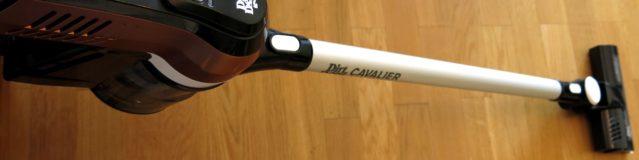 Test odkurzacza bezprzewodowego Dirt Devil DD698-4 Cavalier Total – moje opinie