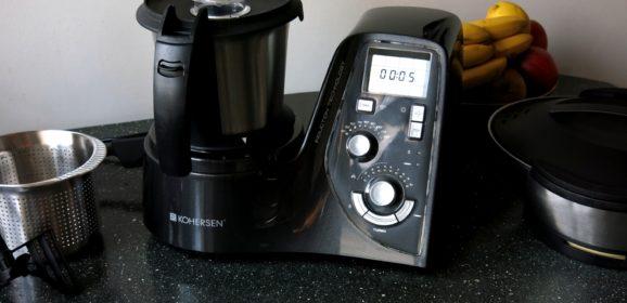 Test robota kuchennego Kohersen Mycook – moje opinie