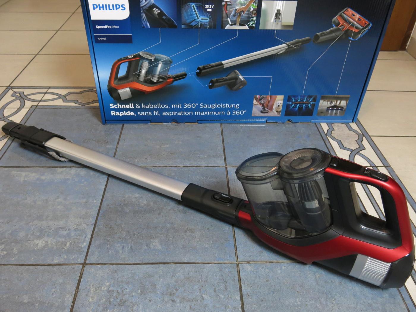 SpeedPro Odkurzacz bezprzewodowy FC672401 | Philips