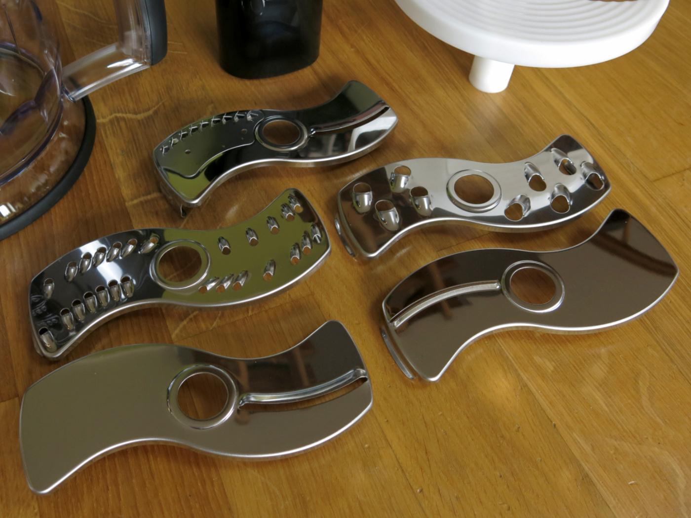 Braun MultiQuick 9 malakser