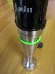 Braun MultiQuick 9 blender
