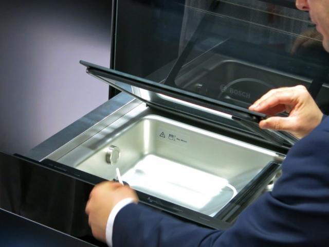 Szuflada do pakowania próżniowego Bosch
