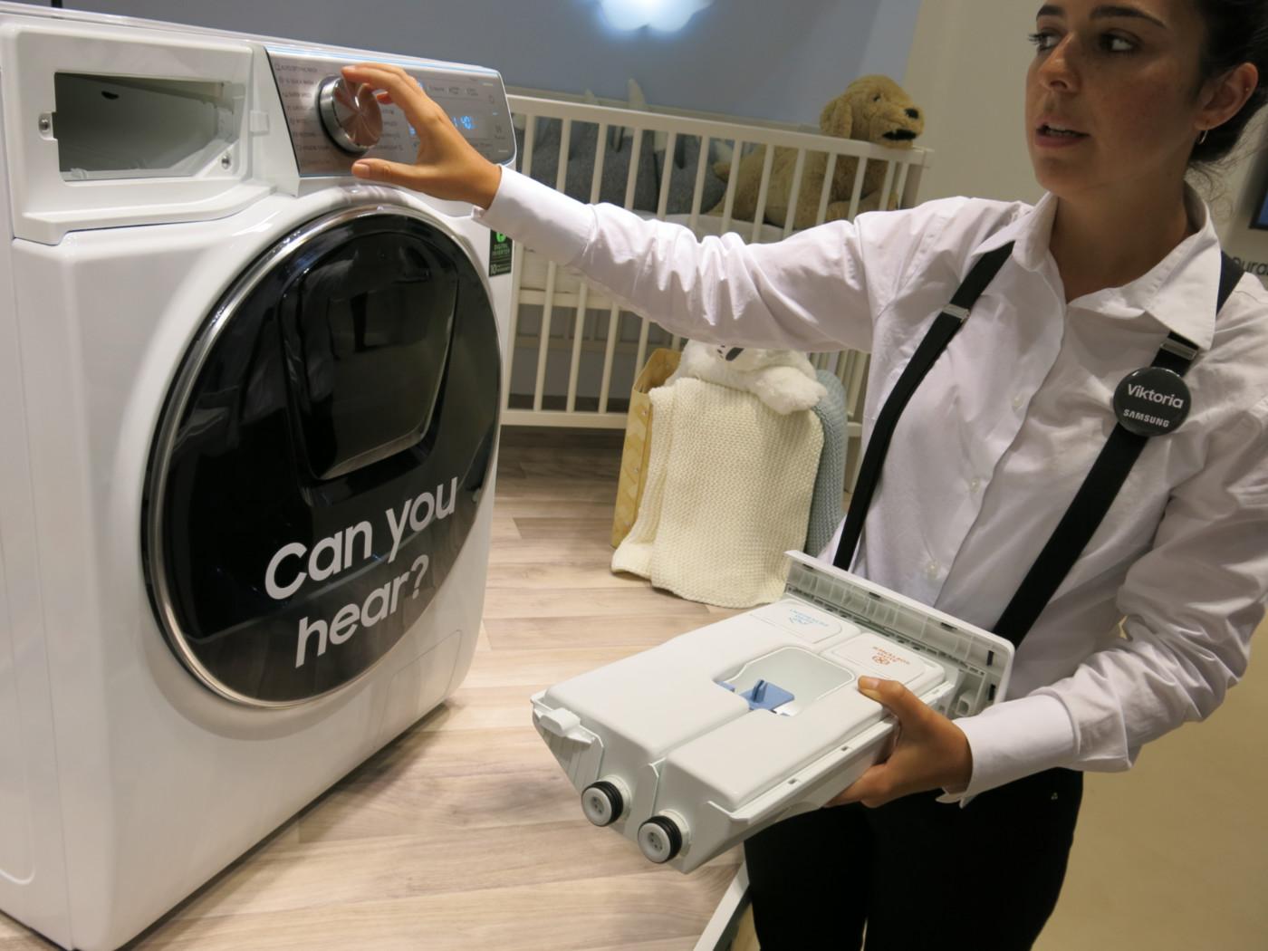Pralka Samsung