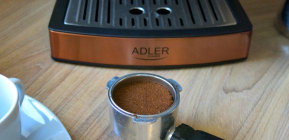 Test ekspresu ADLER AD 4404 – moje opinie