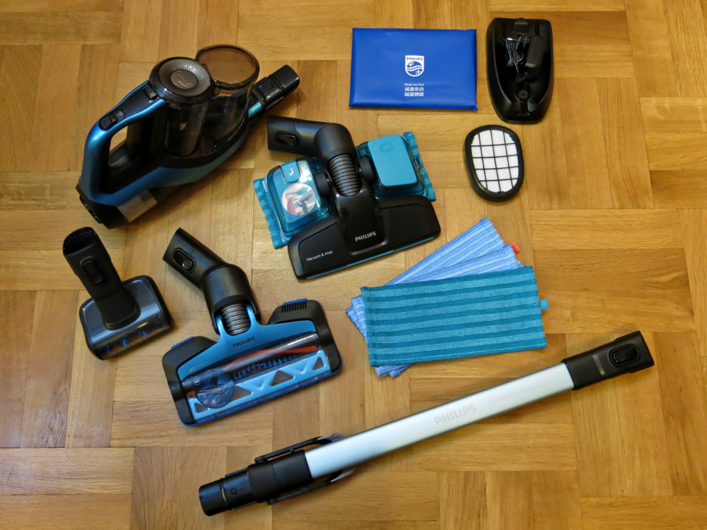 Philips SpeedPro Max Aqua