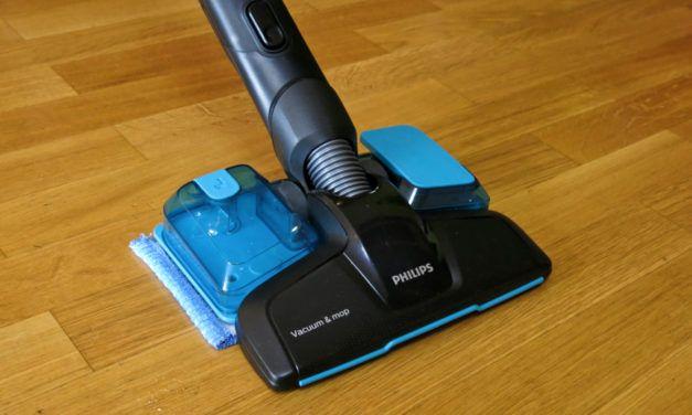 Test odkurzacza z funkcją mycia Philips SpeedPro Max Aqua – moje opinie