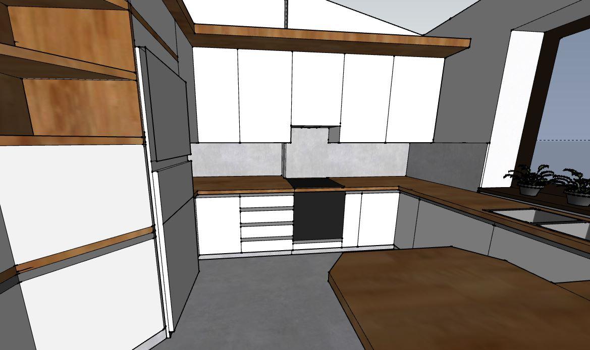projekt kuchni 3