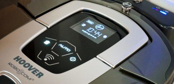 Test odkurzacza automatycznego Hoover ROBO.COM³ – moje opinie