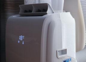Przenośny klimatyzator – co trzeba wiedzieć? Test klimatyzatora Eberg Zibu Z35HD