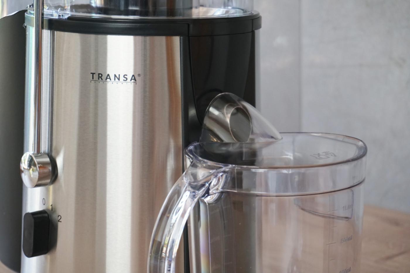 Sokowirówka Simply Fresh Transa Electronics – moje opinie
