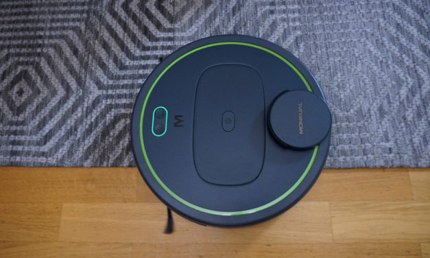 Test robota sprzątającego Moneual MBOT950 – moje opinie