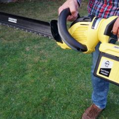 Test nożyc ogrodowych Karcher HGE 36-60 – opinie użytkownika