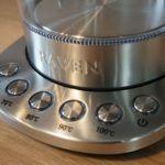 Test: szklany czajnik z regulacją temperatury RAVEN - moje opinie