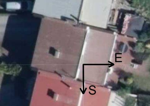Układ dachu pod panele fotowoltaiczne
